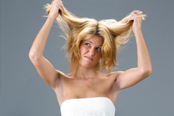 Фото на тему волосы после неудачной химии.