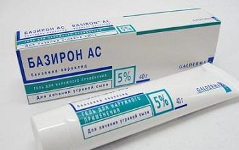 Косметика с бензоилом пероксид