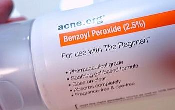 Бензоил пероксид от прыщей