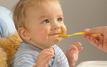 Пищевые аллергены, дети