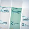 Препарат Proactive (Проактив) – эффективная трехшаговая система лечения прыщей