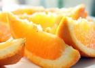 Скраб из апельсиновых корочек и йогурта