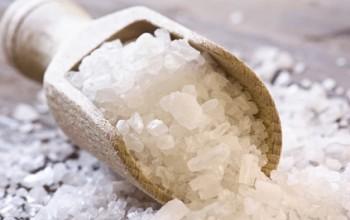 Морская соль от прыщей
