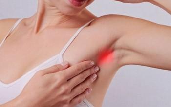 Причины появления и методы лечения фурункула под мышкой