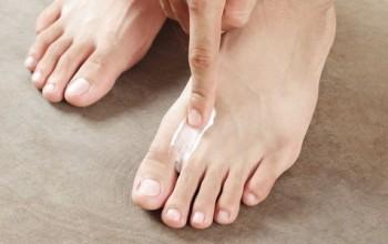 Мази и крема для лечения микоза ногтевой пластины на ноге