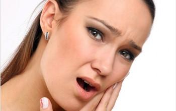 На кончике языка прыщик болит что делать