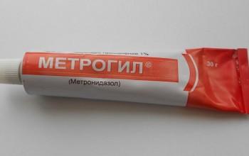 Метрогил гель это антибиотик или нет – Болезни полости рта