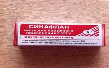 Гормональный препарат «Синафлан». Помогает от прыщей или нет?