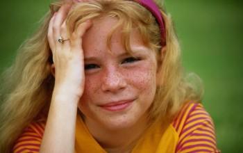 Появление веснушек в подростковом возрасте